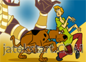 Scooby and Shaggy are lost in Egyptian Tomb játék