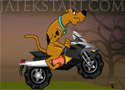 Scooby Doo Super ATV quadozz a neves kutyussal