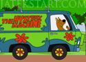 Scooby Doo Driving vezesd végig a pályán