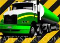 Semi Truck Parking parkolj le a kamionnal