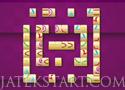 Shape Mahjong szedd le párosával