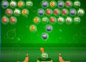 Smiley Fruits buboréklövős játékok