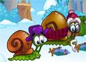 Snail Bob 8 Island Story menj végig a csigával
