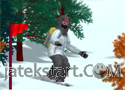 Snowboard játék