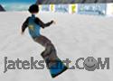 Snowboarder XS játék