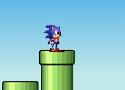Sonic Lost In Mario World