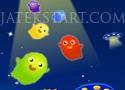 Space Bubbles bubi lövős játékok