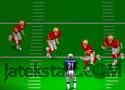 Speed Back Football játék