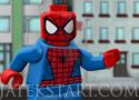 Lego Ultimate SpiderMan pókemberes mászkálós játékok