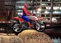 Spiderman Biker motorozz pókemberrel