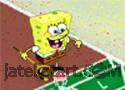 Spongebob Shuffleboard játék