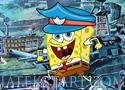 Spongebob Undersea Prison fogd el a tolvajokat
