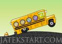 Spongebob School Bus buszozz Spongya Bobbal