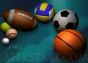 Sport Matching Játék