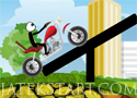 Stickman Jim Bike motorozás pálcikaemberrel