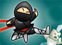 Sticky Ninja Missions nindzsás ügyességi játékok