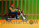 Stunt Biker Behind játék