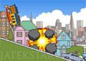 Super Frisco Frenzy vicces ügyességi játékok