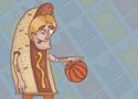 Super Sports Surgery Basketball vicces műtős játék