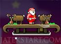 Super Santa Kicker 3 lődd a kéménybe a Télapót