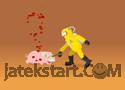 Swine Flu Hamdemic játék