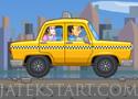 Taxi Express egyszerű ingyenes taxizós játék