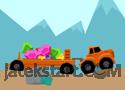 The Diamonds Transporter Játékok