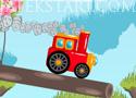 The Red Train vezesd végig a játékban a gőzőst
