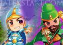 Three Kingdom Fighters Invincible Játék