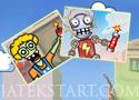 TNT Zombies Level Pack robbants