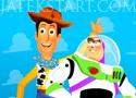 Toy Story 3 Dress Up öltöztesd fel Woodyt