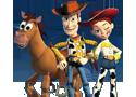 Toy Story Day Care Dash találd meg Woody barátait