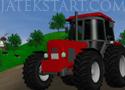 Tractor Trial menj végig a pályákon a traktorral