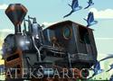 Train Rush vonatos ügyességi játékok