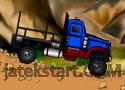 Transporter Truck Játék