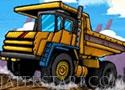 Truck Rush 3 autós ügyességi játékok