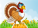 Turkey Birthday juttasd a tojást a fészekbe