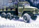 Ural Truck orosz kamionos szállítós