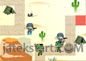 Warfare Tower Defense játék