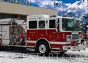 Winter Firefighters Truck tűzoltó kocsis játékok