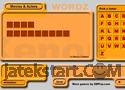 Words in English flash játék