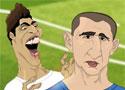 World Zombies Cup harapós focis játék
