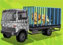 Zoo Parking felülnézetes autós ügyességi játékok